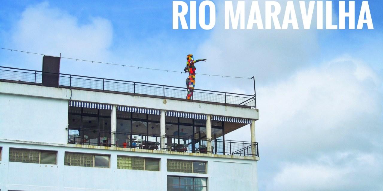Rio Maravilha, restaurant-bar-lounge à Lx Factory