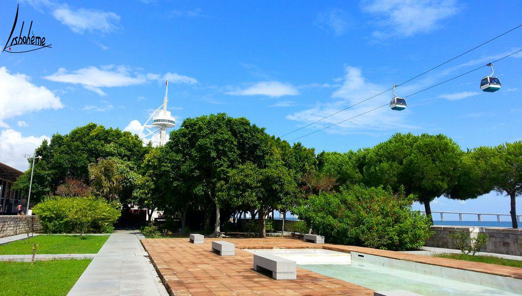 Jardin Garcia de Orta - Parc des Nations