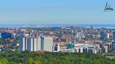 Les quartiers de Campolide et Entrecampos