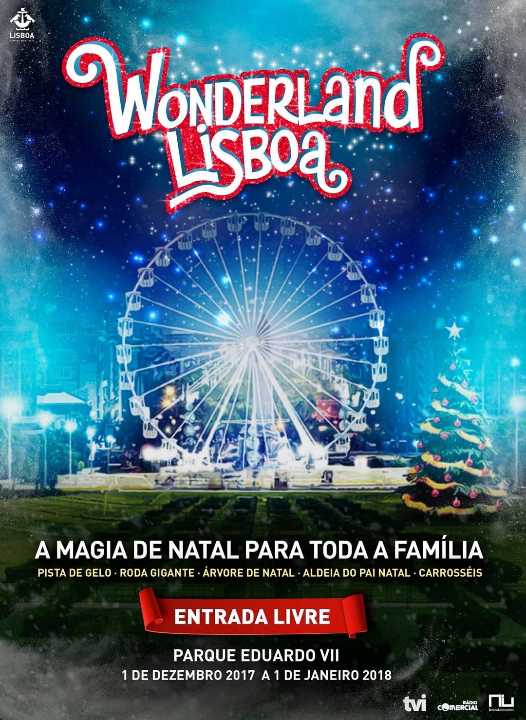 Wonderland Lisboa 2017