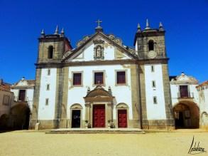 Eglise du sanctuaire Cap Espichel