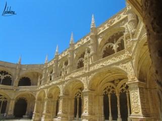 Cloître du Monastère des Hiéronymites, Belém