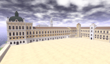 Palace Courtyard — Overview