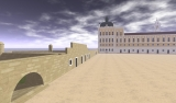 Palace Courtyard — Fortress