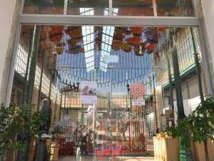 Mercado de Santa Clara Inside
