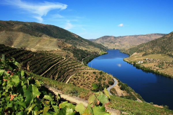The world's greatest wine region? Douro Valley - Lisbon ...