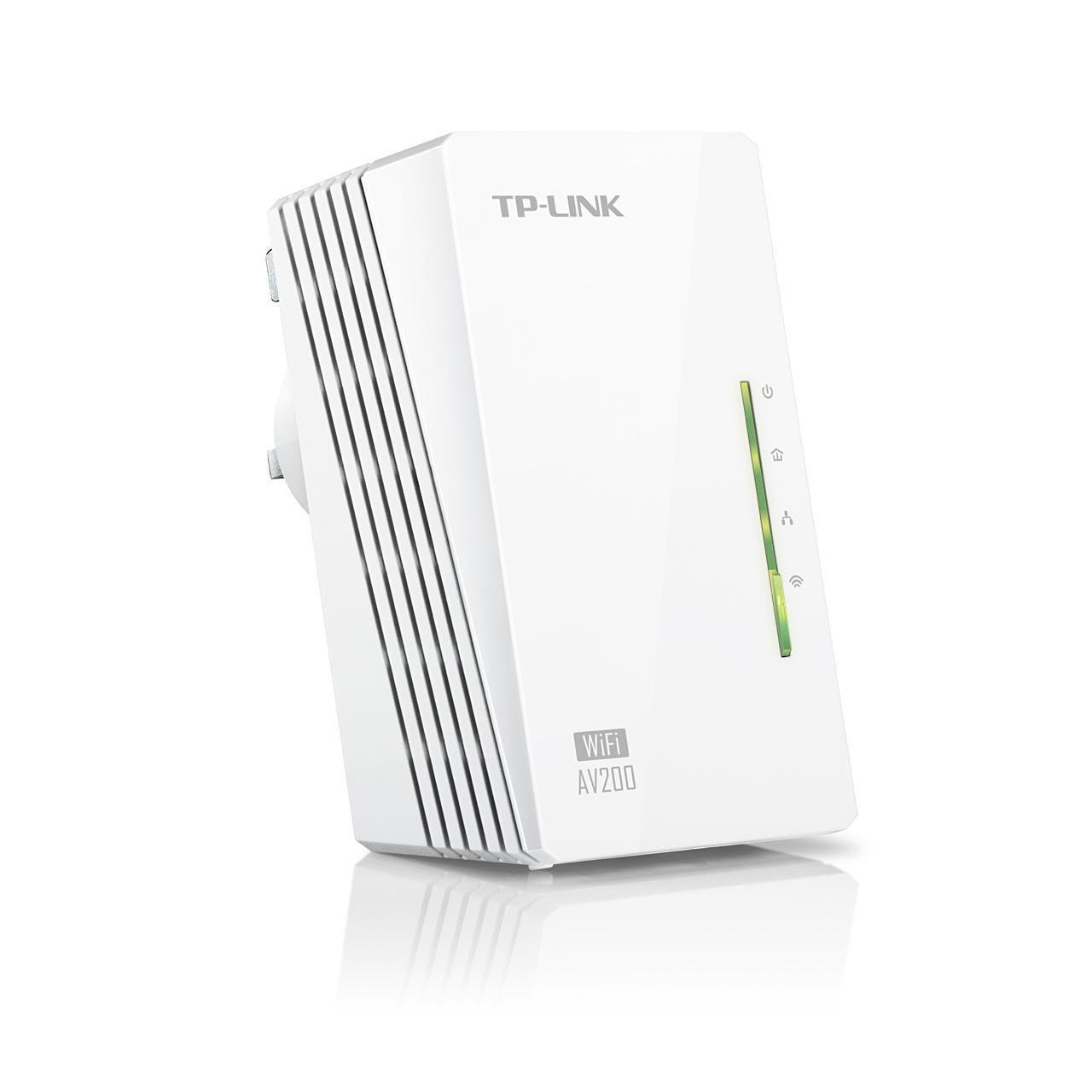 Tp Link Tl Wpa281 V3 Av200 Wifi Powerline Extender