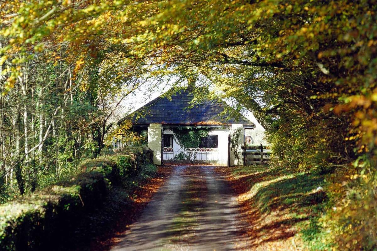 Victorian Gate Lodge