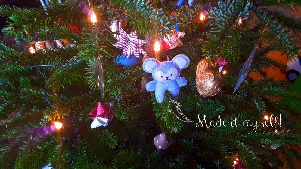 Børnevenligt juletræ og et opgør med den gamle julepynt