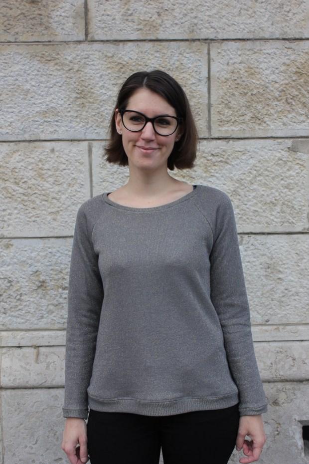 Sweat Maëlle - Atelier Marie Poisson
