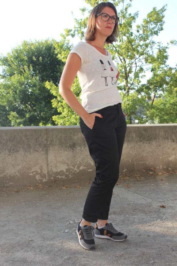 Pantalon Port - Pauline Alice
