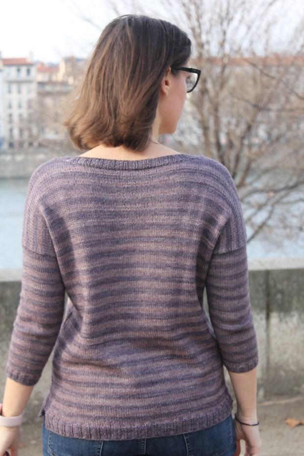 Pull Rachel sweater - Josée Paquin