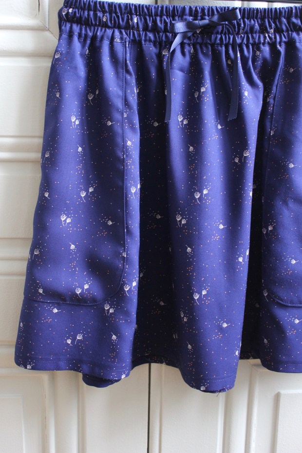 Jupe Goji skirt - Deer and doe