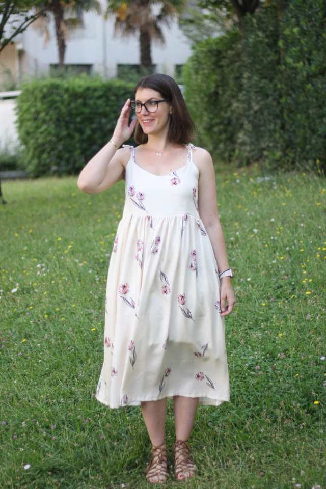Robe Segur - Cozy Little World - Blog couture