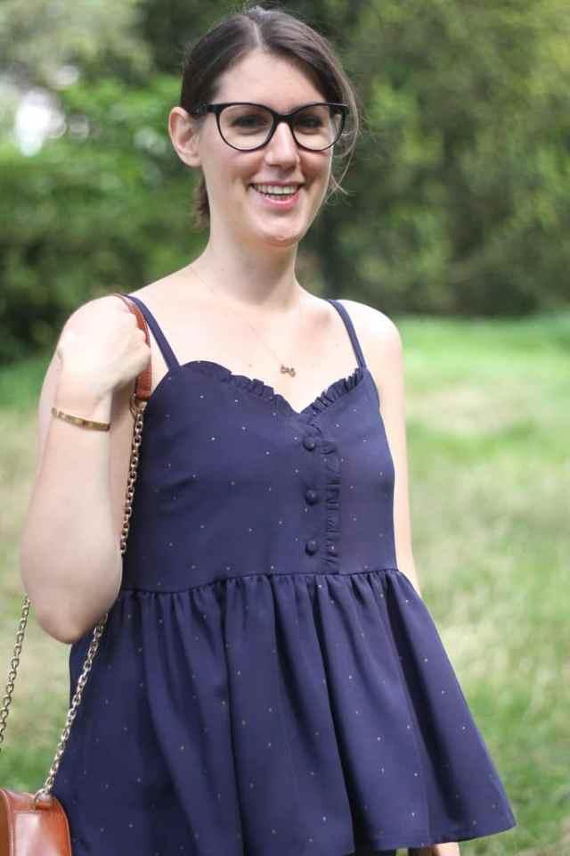Top Segur - Cozy Little World - Blog couture