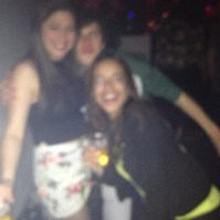 Blurry pictures always come out in the funniest moments!