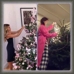 sylvie meis kerstboom