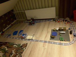 Lego trein verlanglijstje sinterklaas