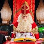 Video van Sint: leuk idee als de Sint zelf niet kan komen
