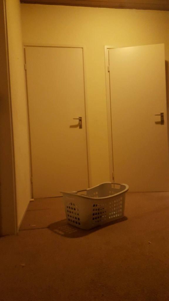 verbouwen hal gang badkamer opruimen