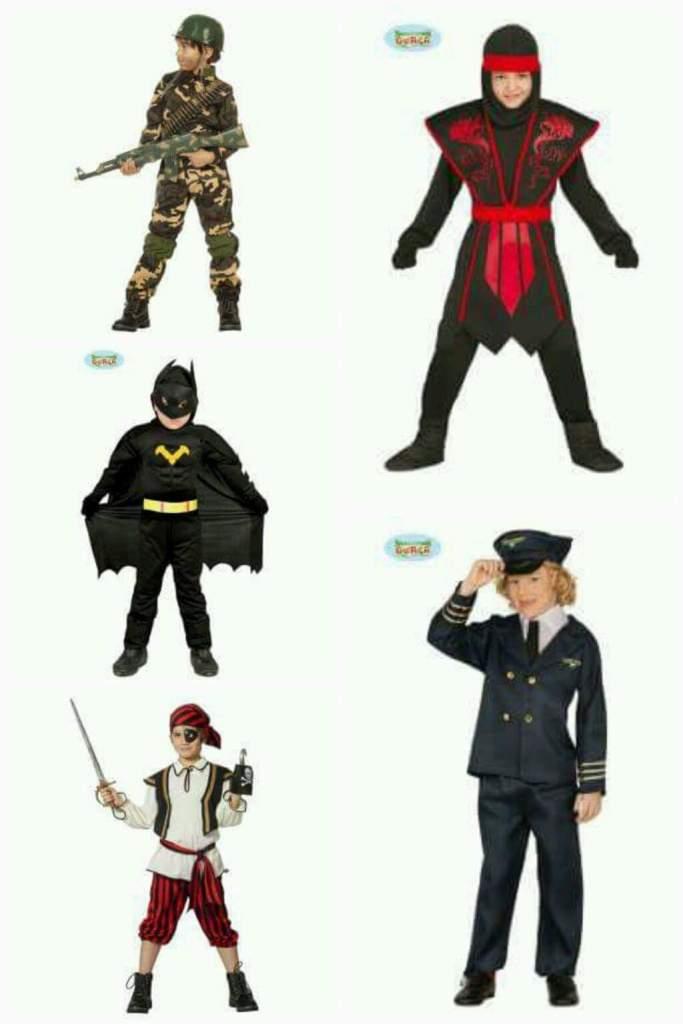 de leukste carnaval outfit kostuum jongens