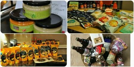 linda lijnt gezonde producten springrolls gesponsord blogger