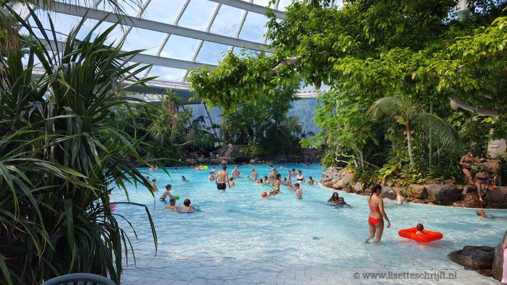 golfslagbad aqua mundo zwembad center parcs lisette schrijft