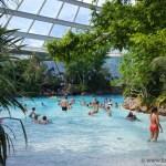 Zwemmen bij Center Parcs: een dagje naar Aqua Mundo