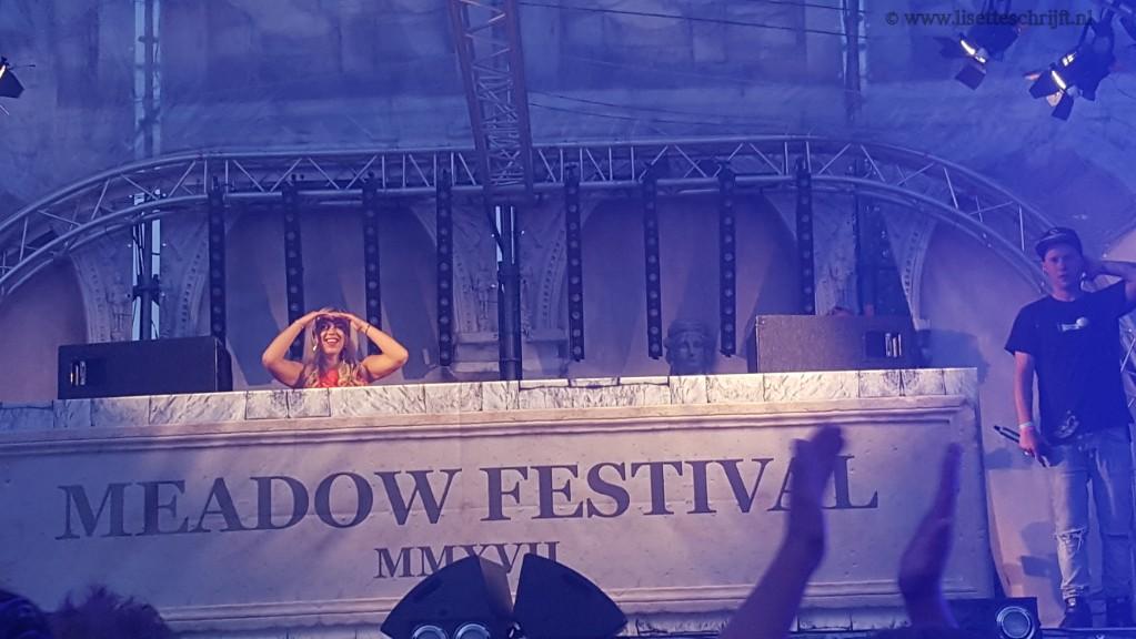meadow festival 2017 optreden van DJ Korsakoff Lisette Schrijft