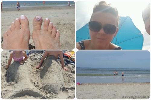 dagje naar het strand met kinderen Lisette Schrijft