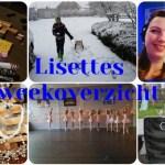 Lisettes weekoverzicht radio sneeuw Sinterklaas Kerstboom Lisette Schrijft