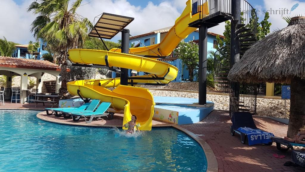 Kunuku Aqua Resort glijbanen Lisette Schrijft