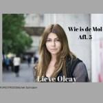 Wie is de Mol #5: Lieve Olcay