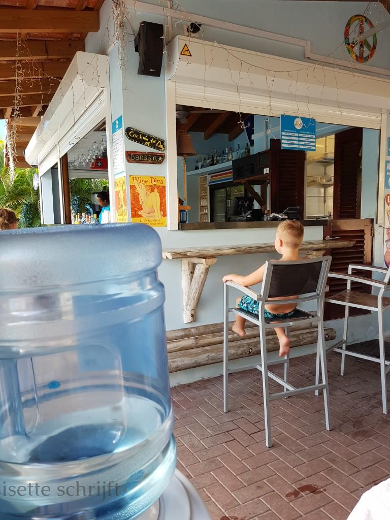 Kunuku's hut Kunuku aqua resort Lisette Schrijft