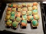unicorn cupcakes in een ijsbekertje Lisette Schrijft
