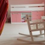 Zie hier onze echte meidenkamer: 50 tinten roze