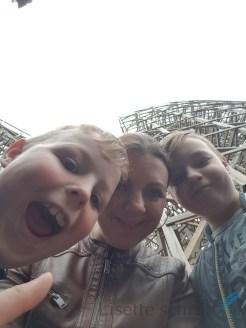 gezellig met de jongens op pad in Europa-Park