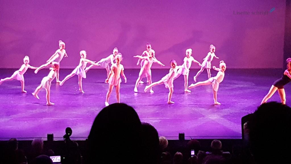ballet Lisette Schrijft