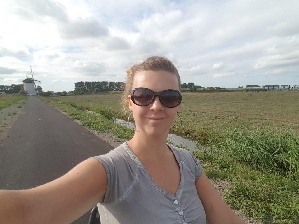op de fiets door het westland Lisette Schrijft