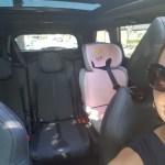 de ideale gezinswagen met drie volwaardige zitplaatsen achterin Lisette Schrijft