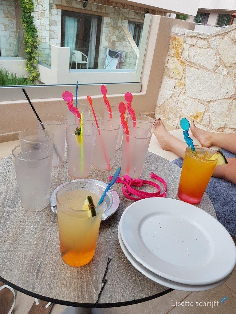 hoeveel calorieën in favoriete drankje met alcohol Lisette Schrijft