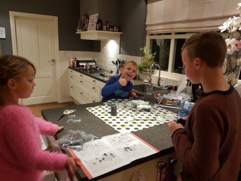 Gravitrax Starter Set 8 jaar Lisette Schrijft