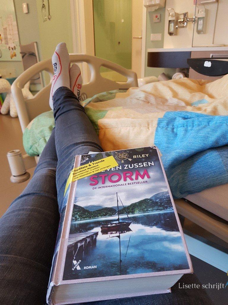 De zeven zussen Storm Lisette Schrijft