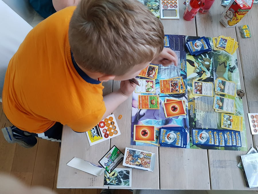 pokemon trading card game spelen