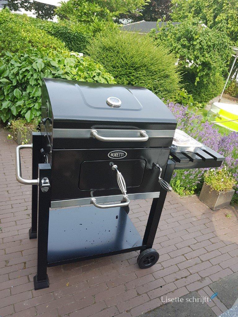 boretti barbecue