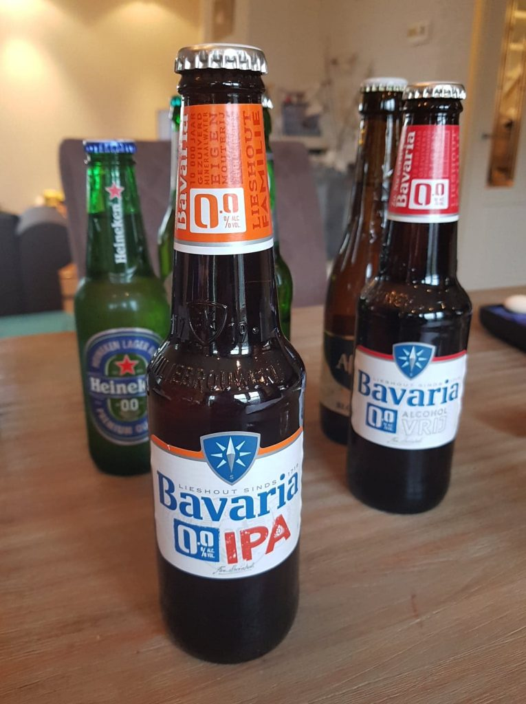 Bavaria 0.0% IPA test