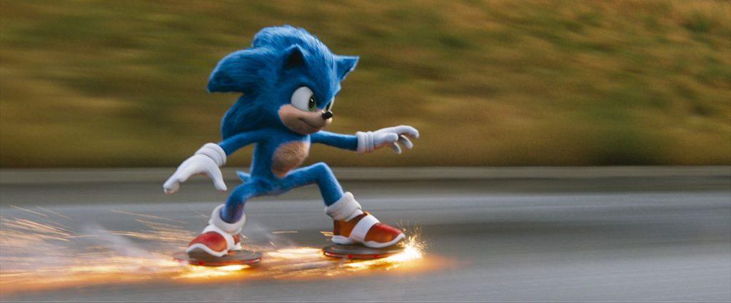 film van Sonic nederlands