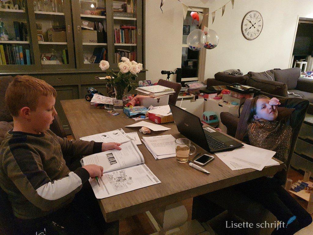 homeschooling voor loedermoeders