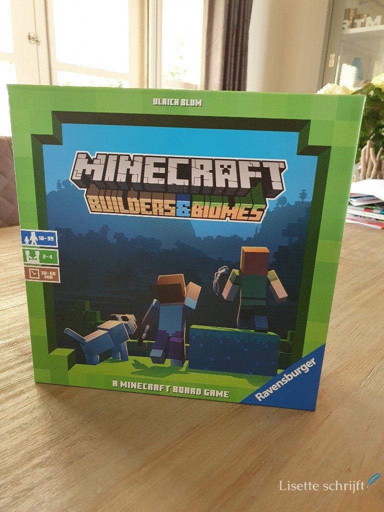 Minecraft Bordspel kopen