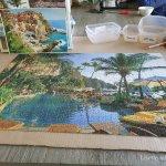 Een puzzel van 1000 stukjes maken
